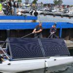 SCOOT welcomes SunChallenger II to Gothenburg
